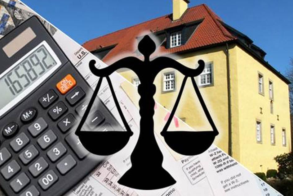 Bemessung der Grundsteuer für Immobilien ist verfassungswidrig